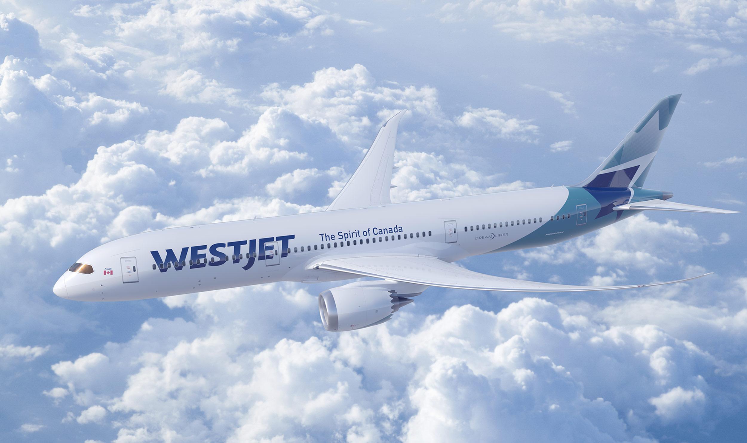 WestJet Dreamliner 787-9