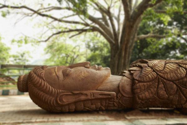 Lal Bagh Sculpture Garden, Bengaluru, India. Photo Jaideep Oberoi / Four Seasons