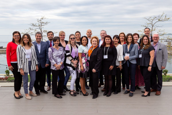 Suppliers & organizers, SGM Links 2019. Photo courtesy of Select Group Marketing