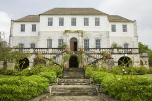 Image of Rose Hall Great House, Photo courtesy of Jamaica Tourist Board.