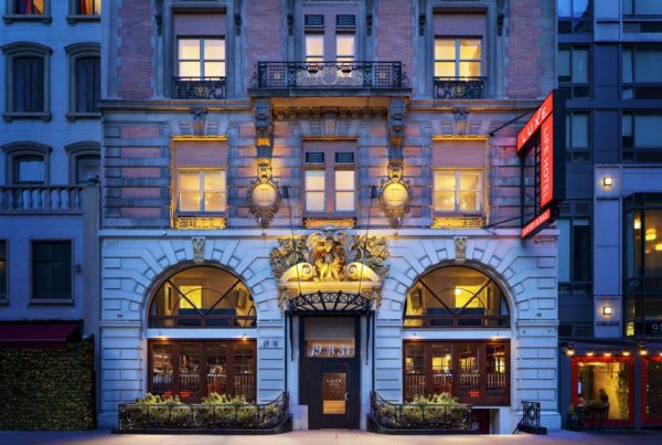 Exterior, Luxe Life Hotel New York. Photo by Antonio Cuellar Photography.