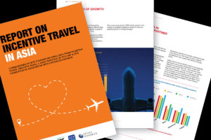 Image of SITE Foundation's Report on Incentive Travel in Asia.