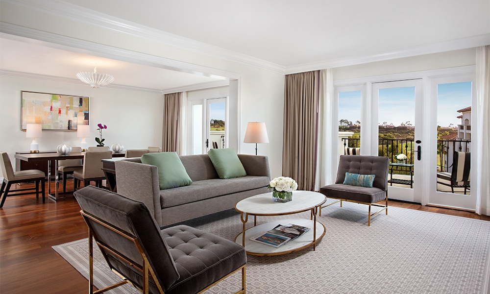 Monarch Beach Resort will soon debut as the Waldorf Astoria Monarch Beach Resort & Club. It has 400 rooms and suites. Photo courtesy of Hilton2020