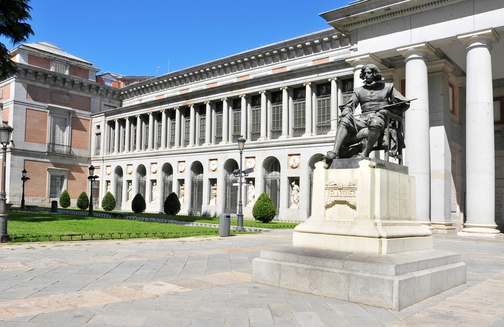 Spain is one of the world's leading MICE destinations. Its deep inventory includes museums such as the world-renowned Prado shown here.
