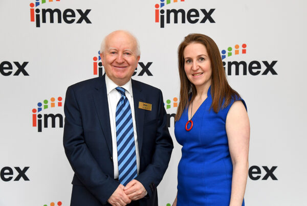 IMEX Frankfurt 2021 has been cancelled. The announcement was made by IMEX Group Chairman Ray Bloom and CEO Carina Bauer. Photo courtesy of IMEX Exhibitions.
