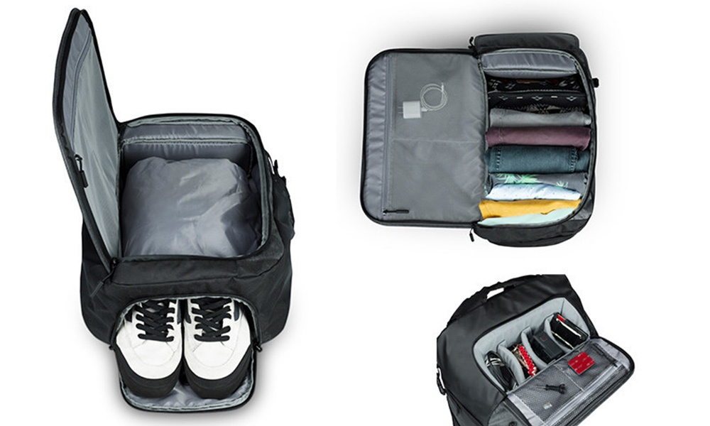 GoPro has added a 30L Weekender Backpack to its lifestyle collection. Image courtesy of GoPro.
